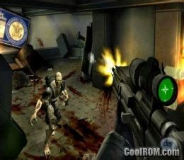Area 51 ROM (ISO) Download for Sony Playstation 2 / PS2