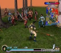 Dynasty Warriors 2 (Europe) ROM (ISO) Download for Sony