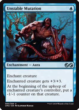 Unstable Mutation from Ultimate Masters Spoiler