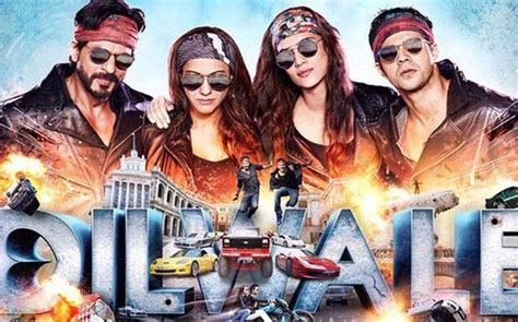 Dilwale box office collection: Shah Rukh-Kajol's film has