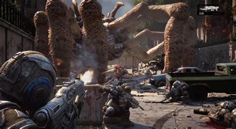 Watch Now: 20 Minute 'Gears Of War 4' Prologue Playthrough