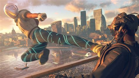 Half of Watch Dogs Legion's weapons are non-lethal | PC Gamer