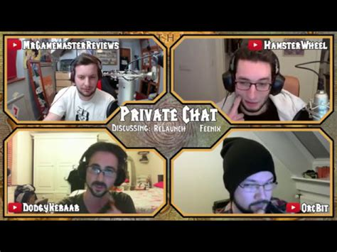 Private Chat #8 Highlights: Feenix Relaunch - YouTube