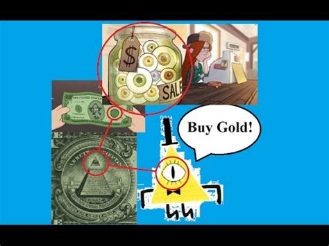 Gravity Falls: Bill Cipher Sees ALL Analysis