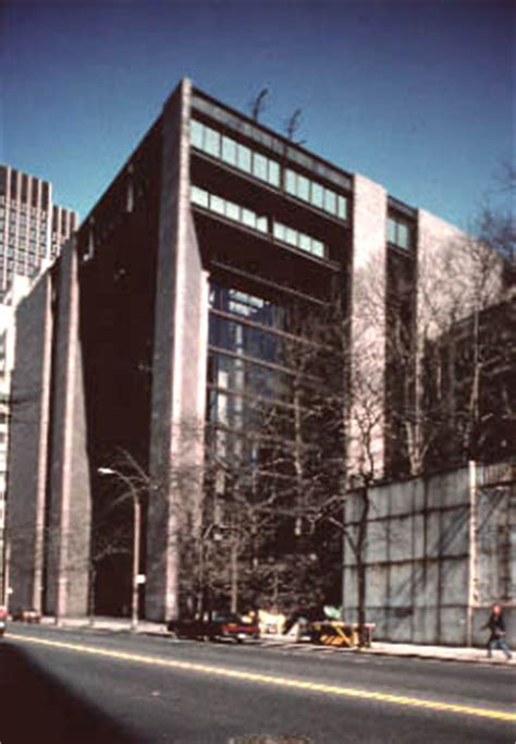 New York Architecture Images- Ford Foundation Building