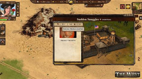 The West – Multiplayer Cowboy Online RPG in the Wild West