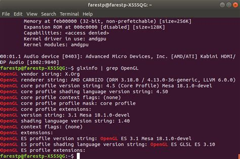 linux - OpenCL build failed, failed loading render kernel