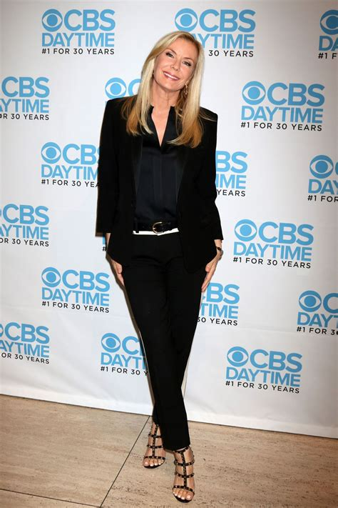 KATHERINE KELLY LANG at The Bold and the Beautiful