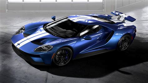 Spend hours on this Ford GT configurator   Top Gear
