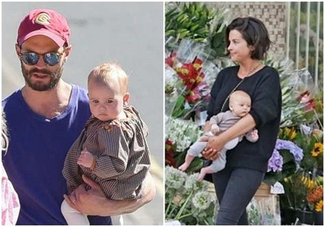 The Family of Jamie Dornan, Star Of Fifty Shades Of Grey