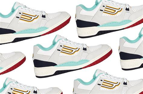 Bally Kuba trainers make the perfect souvenir from