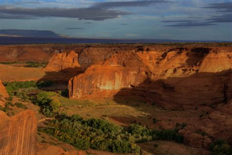 Canyon de Chelly National Monument - Canyon in Arizona
