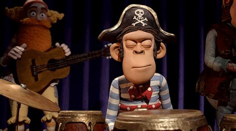 Bad-dum Tss (The Pirates! Band of Misfits) | Reaction GIFs