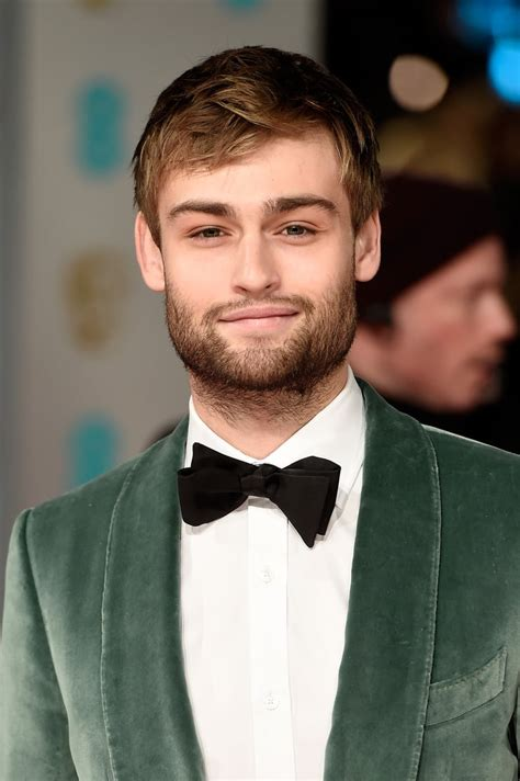 Douglas Booth | Hot British Actors With Beards in 2015