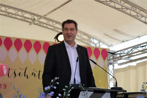Markus Söder bei Airbus Helicopters Donauwörth Donau-Ries