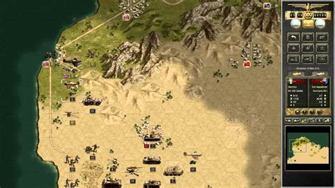 Afrika Korps Review - Panzer Corps - YouTube