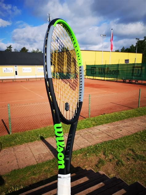 Wilson Blade V7 Racquet Review - First Impressions