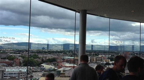 Quick Tour: View of Dublin, Ireland, from atop the