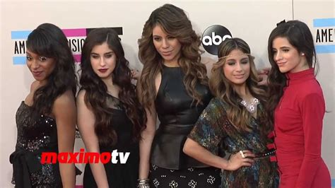Fifth Harmony // American Music Awards 2013 Red Carpet