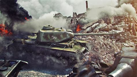 World Of Tanks, Wargaming, Video Games, IS 2 Wallpapers HD