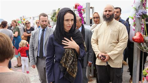 Jacinda Ardern Pitched New Zealand's Charms