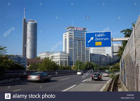 Exit Sign Highway Stock Photos & Exit Sign Highway Stock
