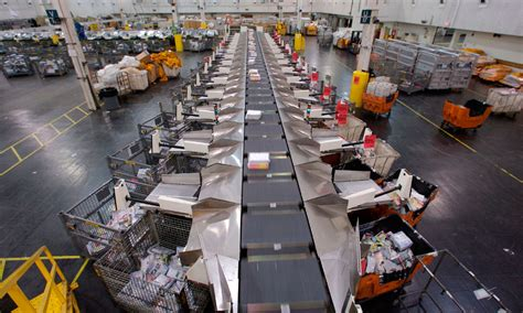 Postal Service Delays New Wave of Mail Processing Closures
