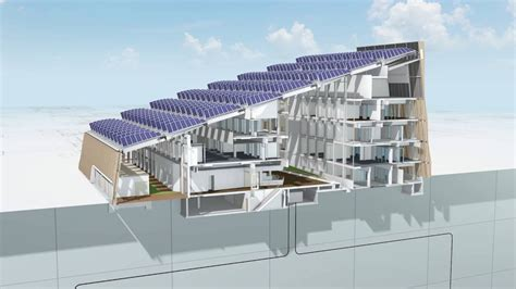 The new Energy Academy Europe building: how does it work