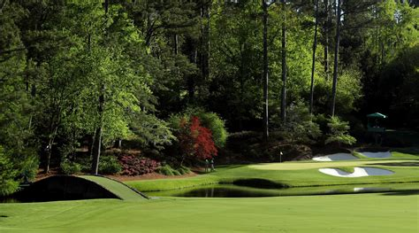 Masters holes: What are the names of Augusta National's holes?