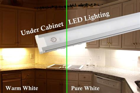 Under cabinet LED light U3014 Series with Touch ON/Off Dim