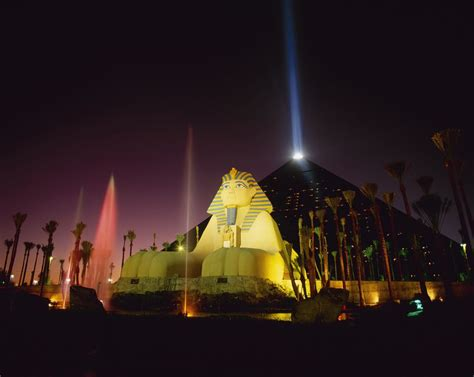 What to Do at the Luxor Hotel in Las Vegas