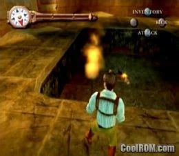 Mummy Returns, The ROM (ISO) Download for Sony Playstation