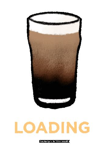 Beer Perfect Pour Sticker by Guinness Storehouse for iOS