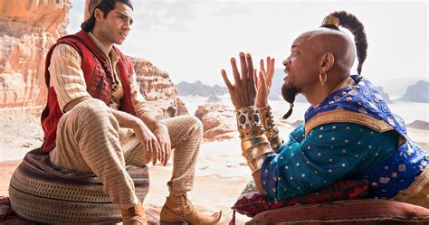 Aladdin: 5 Things They Changed In The New 2019 Movie (& 5