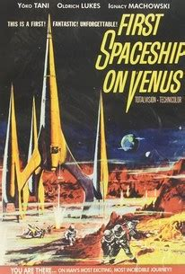 First Spaceship on Venus (1960) - Rotten Tomatoes