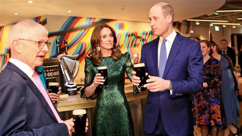 Prince William and Kate Middleton Let Loose at the