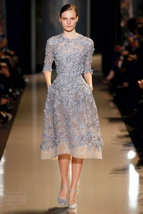 Elie Saab Spring/Summer 2013 Couture Dresses | Couture
