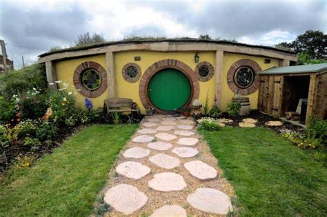 Live in This Hobbit-hole in England on Your Next Family