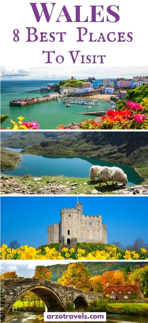 Most Beautiful and Best Places to Visit in Wales - Arzo