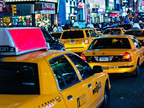 Imagine New York City With 3,000 Taxis Instead of 13,000