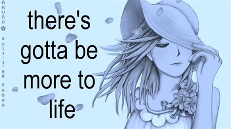 Stacie Orrico - (There's Gotta Be) More To Life - Lyrics