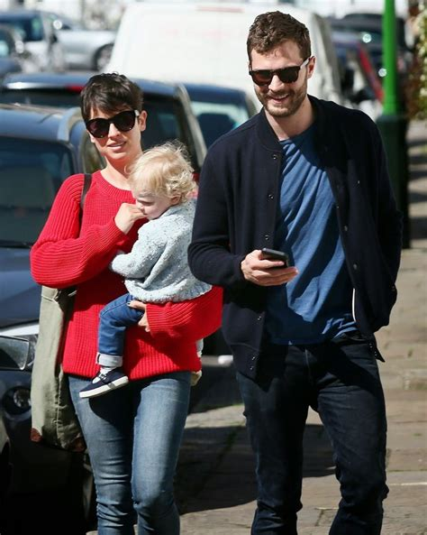 Jamie Dornan Life: New Pictures of Jamie and His Family in