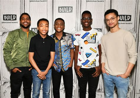 The Young Actors Of 'When They See Us' On Becoming The